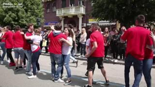 Ples četvork v Murski Soboti 2016