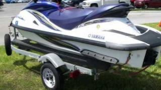 8. 2004 YAMAHA WAVE RUNNER GP 1300R