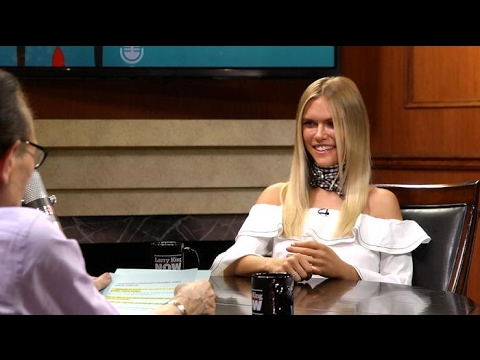Lauren Scruggs Kennedy gushes over Jason Kennedy | Larry King Now | Ora.TV