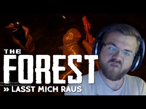 THE FOREST # 31 - LASST MICH RAUS «» Let's Play The Forest | Full HD