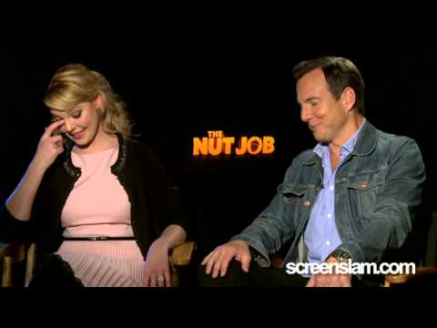 The Nut Job: Katherine Heigl & Will Arnett Exclusive Interview