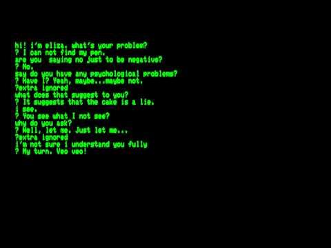Eliza for the Commodore PET\\Commodore CBM