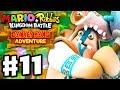 Mario + Rabbids Kingdom Battle: Donkey Kong Adventure DLC - Gameplay Wathrough Part 11