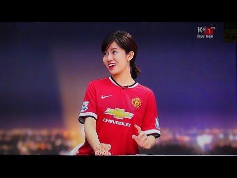Hot girl Fan MU Nguyễn Tú Linh