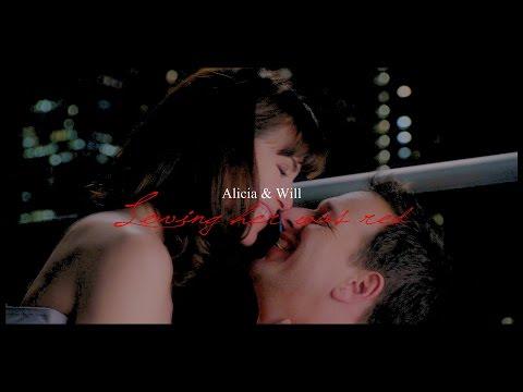 Alicia Florrick & Will Gardner ~ Loving her was red
