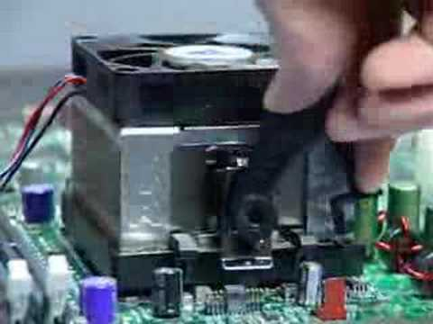 processor - Installing a AMD ATHLON64, SEMPRON processor (socket 754 or 939). Educate Video.