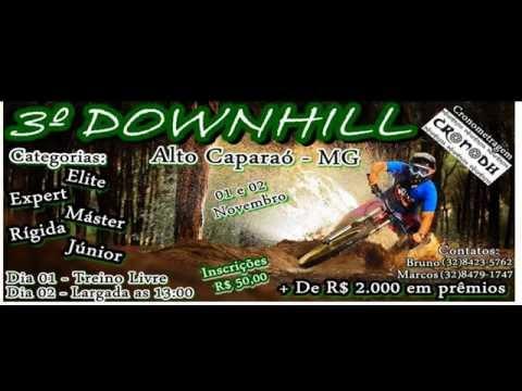 Downhill- Alto caparaó MG