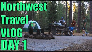 G420G Northwest Travel Vlog DAY 1 by Grow420Guide