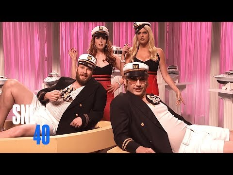 Porn Stars with James Franco and Seth Rogen - Saturday Night Live (видео)