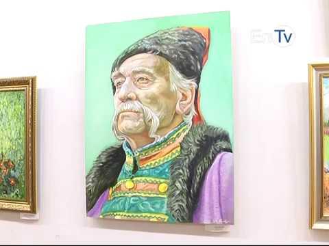 В Энергодаре открылась традиционная бьеннале энергодарских художников