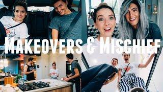 Video MAKEOVERS & MISCHIEF MP3, 3GP, MP4, WEBM, AVI, FLV Desember 2018