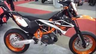 6. 2013 KTM 690 SMC R Supermoto  690 cm3 70 Hp 180 Km/h 112 mph * see also Playlist