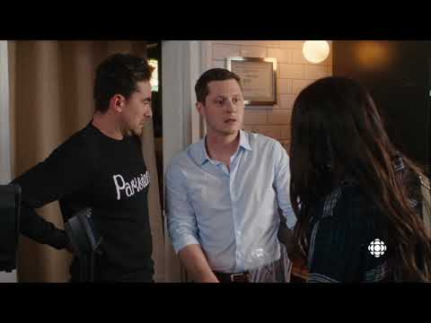 Patrick / David Rose (gay scene #5) - schitt's creek | Season 4: Ep. 2