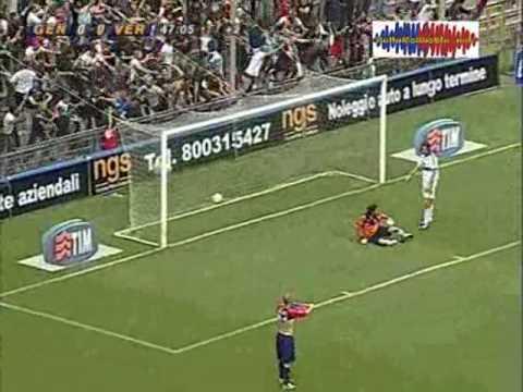 El Genoa CFC, luego de su regreso a la Serie A en 2006