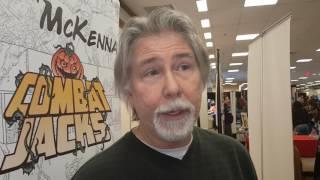 Exclusive: Artist Mark McKenna interview