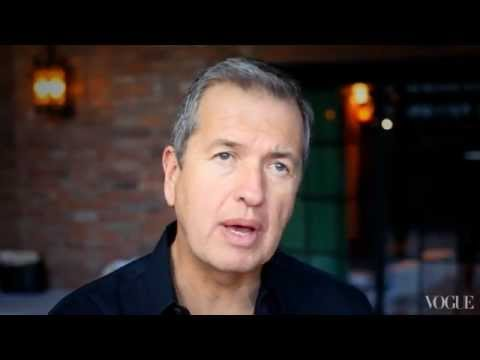 Vogue - Mario Testino on his Cover Shoot with Taylor Swift