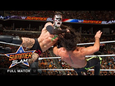 FULL MATCH - Finn Bálor vs. Seth Rollins - Universal Title Match: SummerSlam 2016