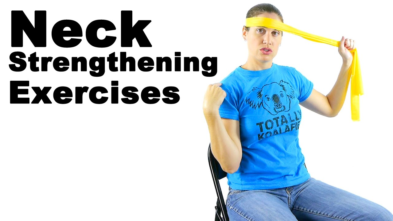 Neck Strengthening Exercises - Ask Doctor Jo