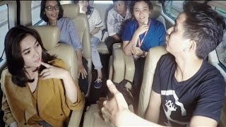 Video Truth or Dare | Carpool Karaoke with ISYANA SARASVATI MP3, 3GP, MP4, WEBM, AVI, FLV Oktober 2017