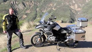 8. Road to Ruins: Episode 1 - BMW R1200GS Adventure v. Ducati Multistrada 1200 S