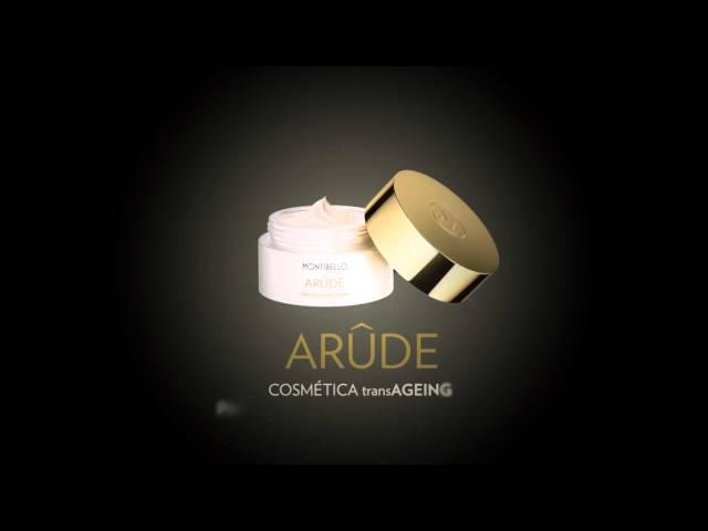 Montibello presenta ARÛDE, la cosmética TransAGEING