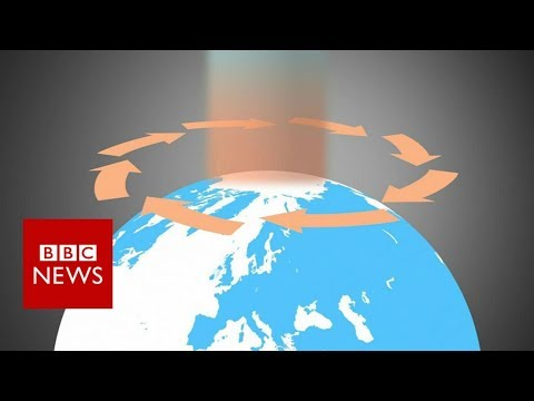 Why the UK will be so cold - BBC News