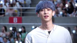 [Mixed Fancams] SMTOWN Concert 2017 - Chanyeol & Wendy - Stay With Me