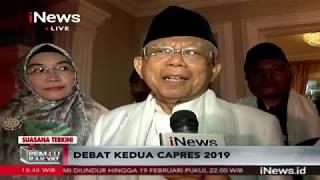 Video Ma'ruf Amin Yakin Jokowi Menguasai Materi Infrastruktur & LH Debat Capres - Pemilu Rakyat 17/02 MP3, 3GP, MP4, WEBM, AVI, FLV Februari 2019