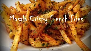 French Fries Recipe - Homemade Crispy French Fries Recipe - Easycookingwithekta