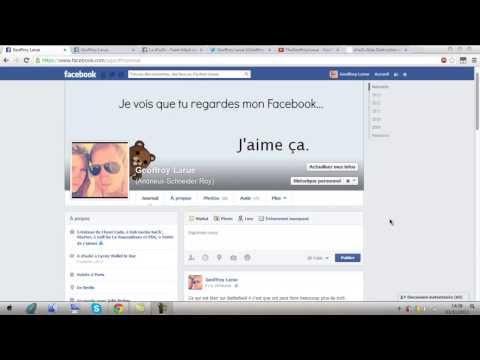 comment modifier qui peut voir mon mur sur facebook