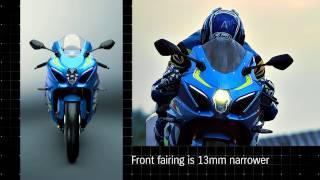 2. 2017 Suzuki GSX-R1000R Technical Presentation