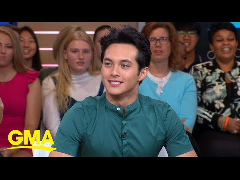 'American Idol' winner Laine Hardy relives final moment