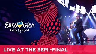 Sunstroke Project represented Moldova at the first Semi-Final of the 2017 Eurovision Song Contest in Kyiv with the song Hey ...