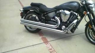 3. 2004 Yamaha Road Star Warrior 1700