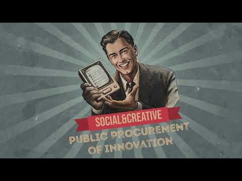 Anteprima del video Social&Creative: back to the 50s!