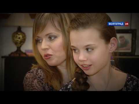 22 января 2017. Семья Олейниковых