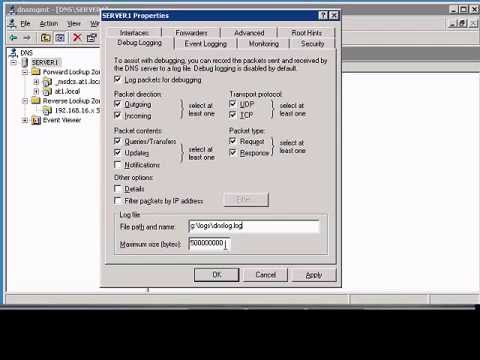 how to turn dns server on