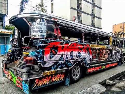 Binangonan's Patok Jeepneys Song - Joey X Dizzy'One X J-rasec