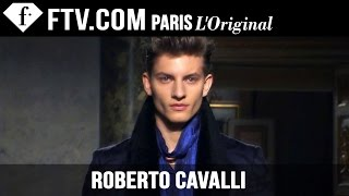 Roberto Cavalli Fall/ Winter 2015 | Milan Collections: Men | FashionTV