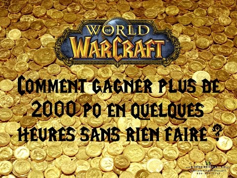 comment gagner po wow