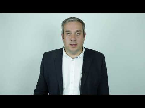 Martin Hurn, ecobuild vlog series, episode 4