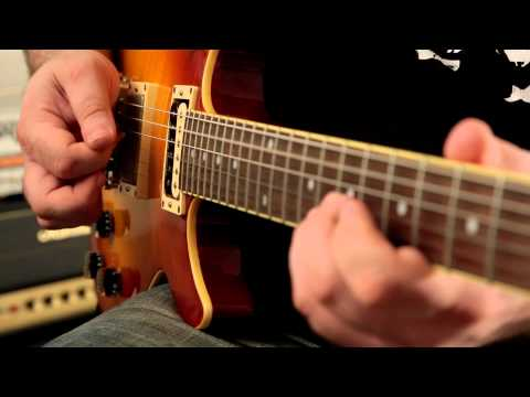 Guitar Lesson: Learn how to play Black Sabbath – Voodoo – intro riff (TG250)