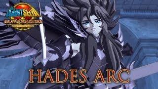 vidéo Saint Seiya Brave Soldiers - PS3 - Hades Arc (Trailer)