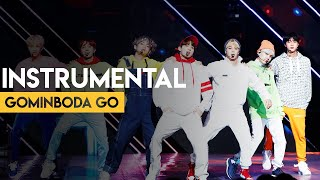 Download Lagu BTS (방탄소년단) -  Go Go (고민보다 Go) Instrumental Mp3