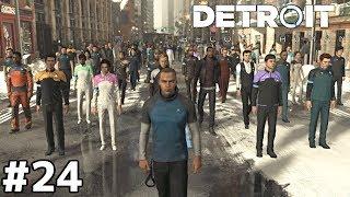 Video 自由への行進【Detroit: Become Human】#24 MP3, 3GP, MP4, WEBM, AVI, FLV Januari 2019