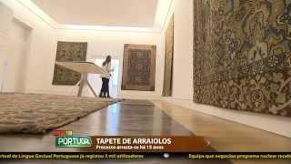 Arraiolos Portugal  city photos gallery : FALA PORTUGAL - Certificação dos tapetes de Arraiolos