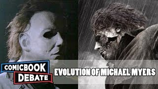 Video Evolution of Michael Myers in Movies & TV in 6 Minutes (2017) MP3, 3GP, MP4, WEBM, AVI, FLV Juli 2018