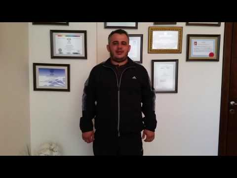 Önder Ağır - Bel Fıtığı Hastası - Prof.Dr. Orhan Şen