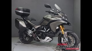 9. 2012  DUCATI  MTS1200S MULTISTRADA 1200 S TOURING - National Powersports Distributors
