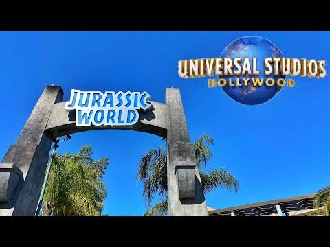 Jurassic World The Ride